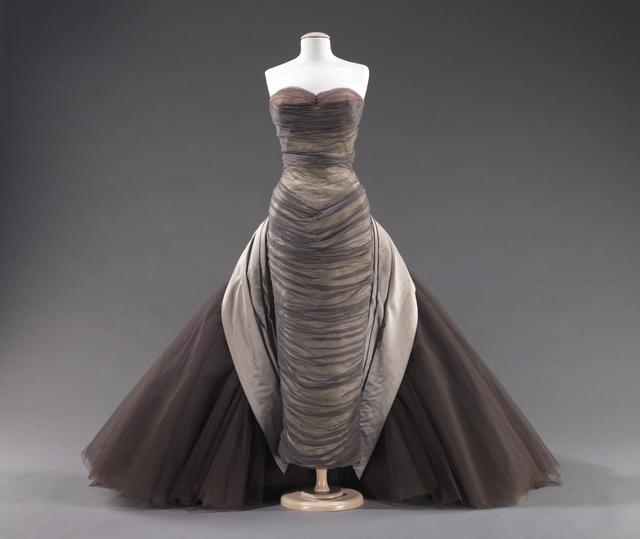 Ball Gown, 1955 image