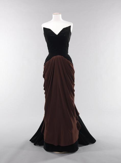 Evening Dress, 1947 image