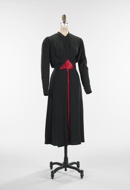 Dress, 1937 image