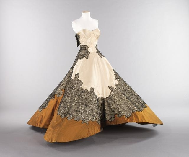 Ball Gown, 1953 image