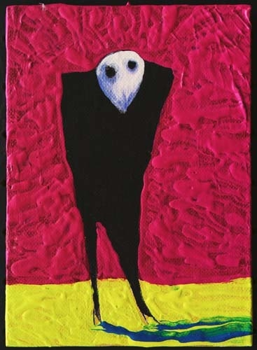 Untitled (Creature Series). 1992.  image