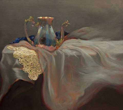 Still Life with Silver image