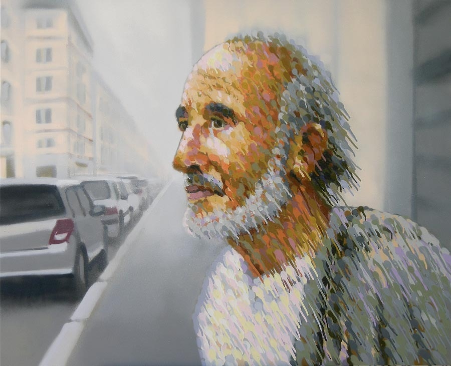Street Man Apparition image