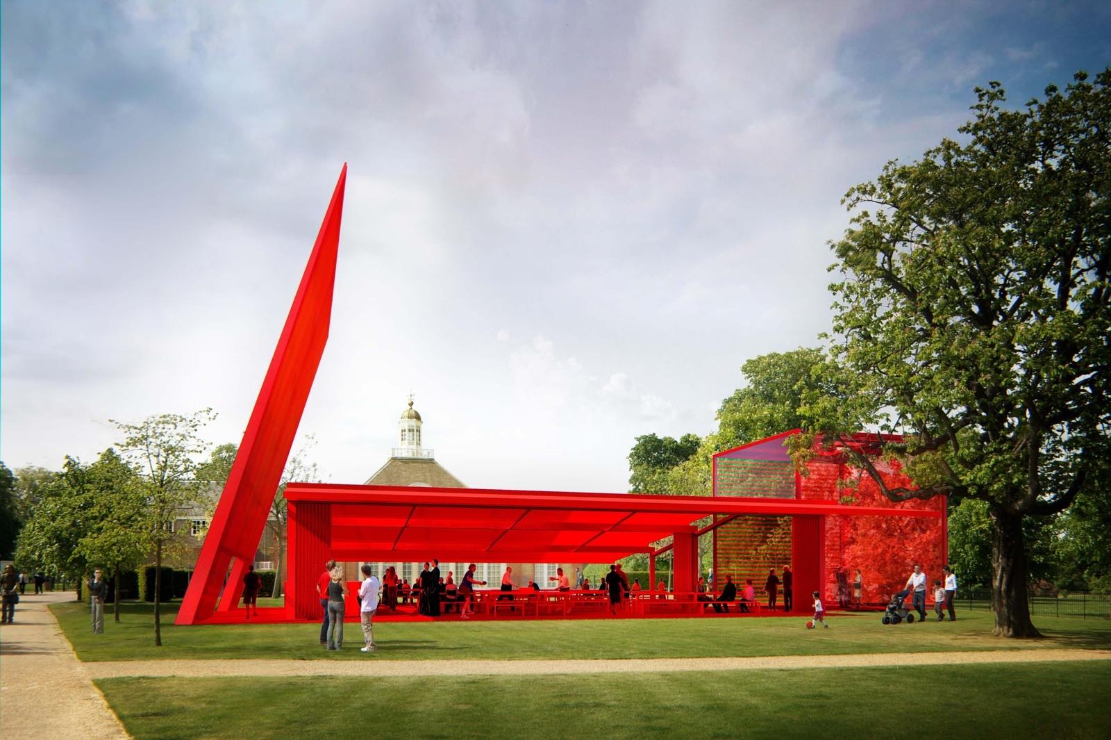Serpentine Gallery Pavilion 2010 image