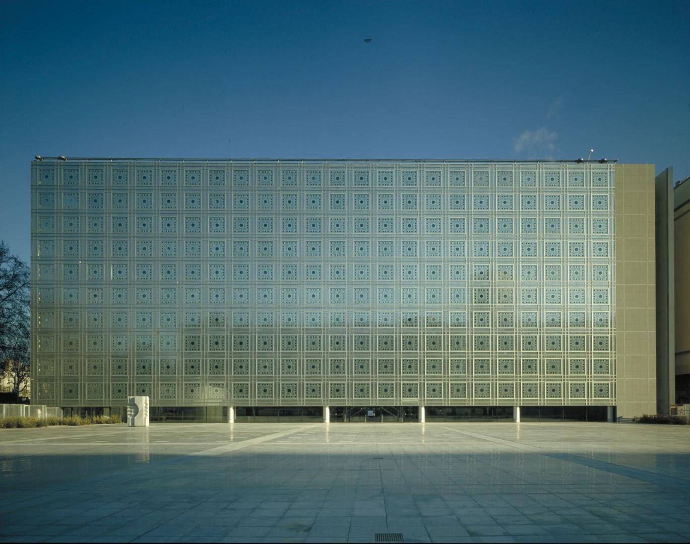 Institut du Monde Arabe, Paris, 1981-87 image