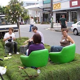 Park(ing) Day image