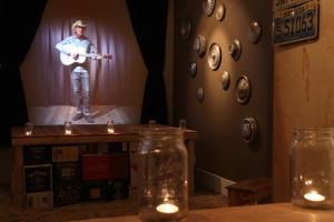 2010 3rd Ward Winter Solo Show Artist : Justin Colt Beckman  image