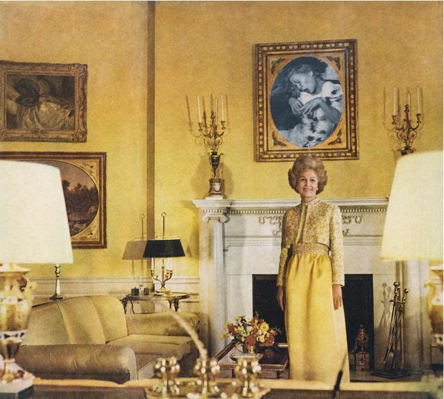 First Lady (Pat Nixon), 1967-72 image