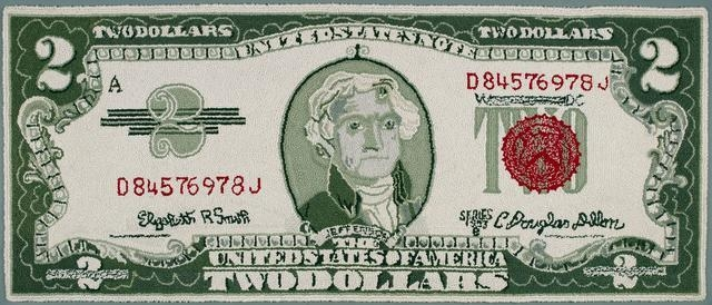 Two Dollar Bill, c.1964 image