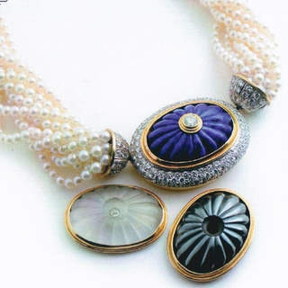 Necklet with Key image