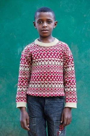 Tim HANDFIELD Tesfu from the series Monica's Angels image