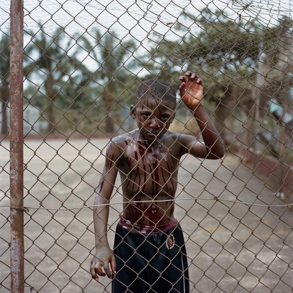 Pieter Hugo Kelechi Nwanyeali, Engugu, Nigeria 2009. image