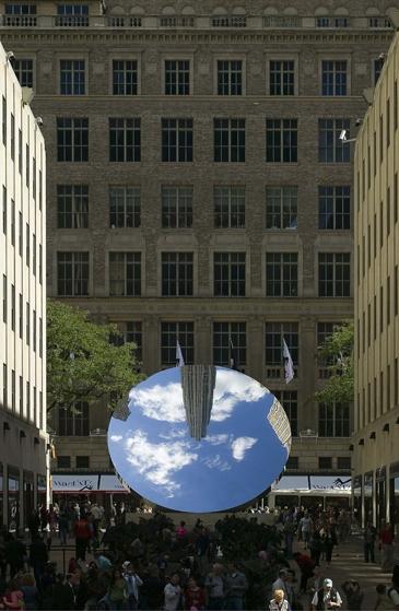 Sky Mirror 2006 image