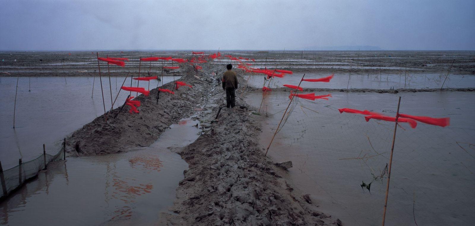Gao Shiqiang, Red, 2008, hd video image