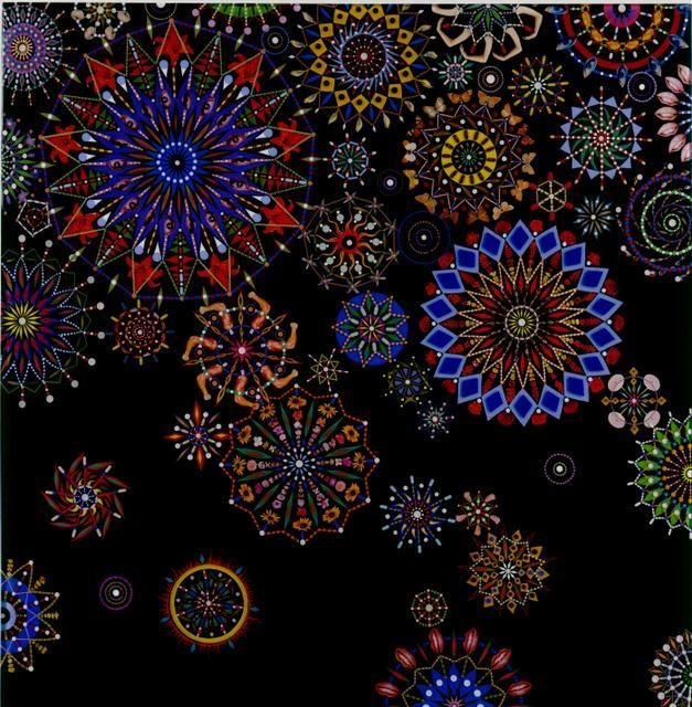 Millennium Phosphene Bloom, 2005 image