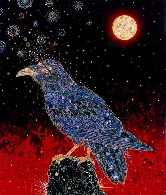 Big Raven, 2008 image