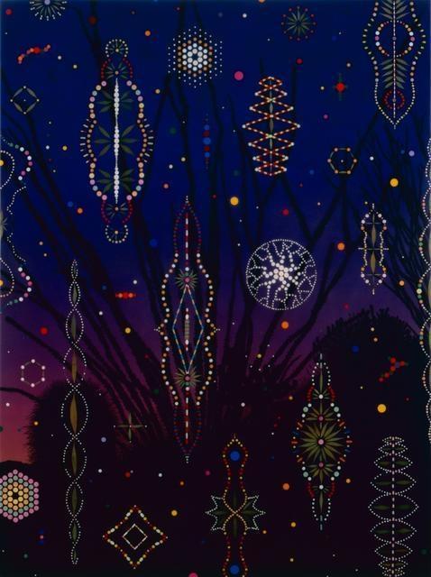 Ocotillo Nocturne, 1993 image