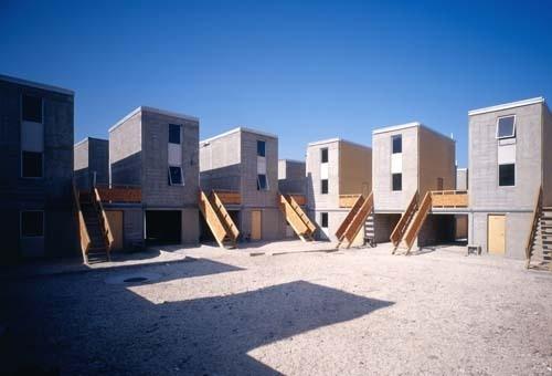 Quinta Monroy Housing Project. Iquique, Chile. 2003-05 image