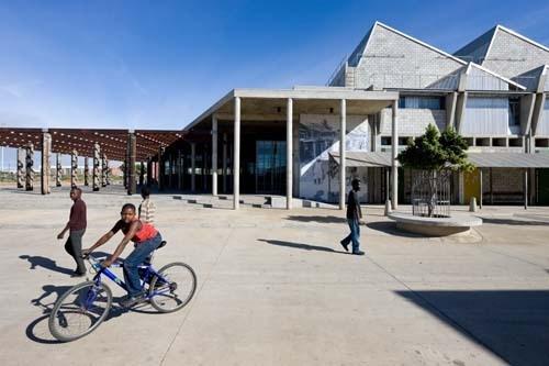 Red Location Museum of Struggle. Port Elizabeth, South Africa. 1998-2005 image