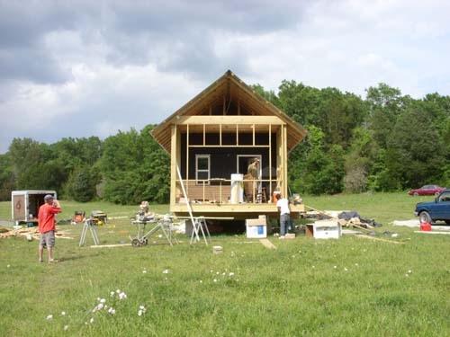$20K House VIII (Dave's House). Newbern, Alabama. 2009 image