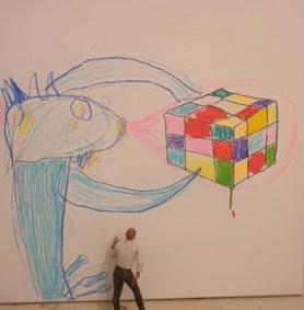 Rubik's Cube, 2010 image