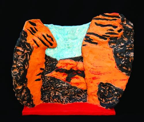 Hangin' Rock Blackheath, relief 1 image