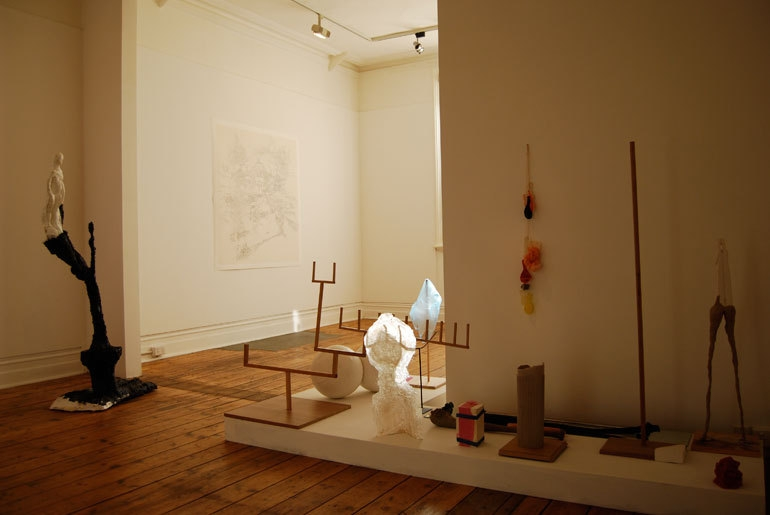 The Monks Parlour, installation view  image