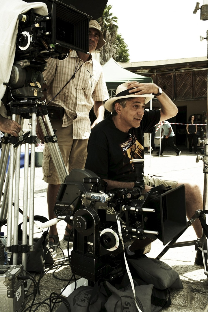 Director Elia Suleiman image