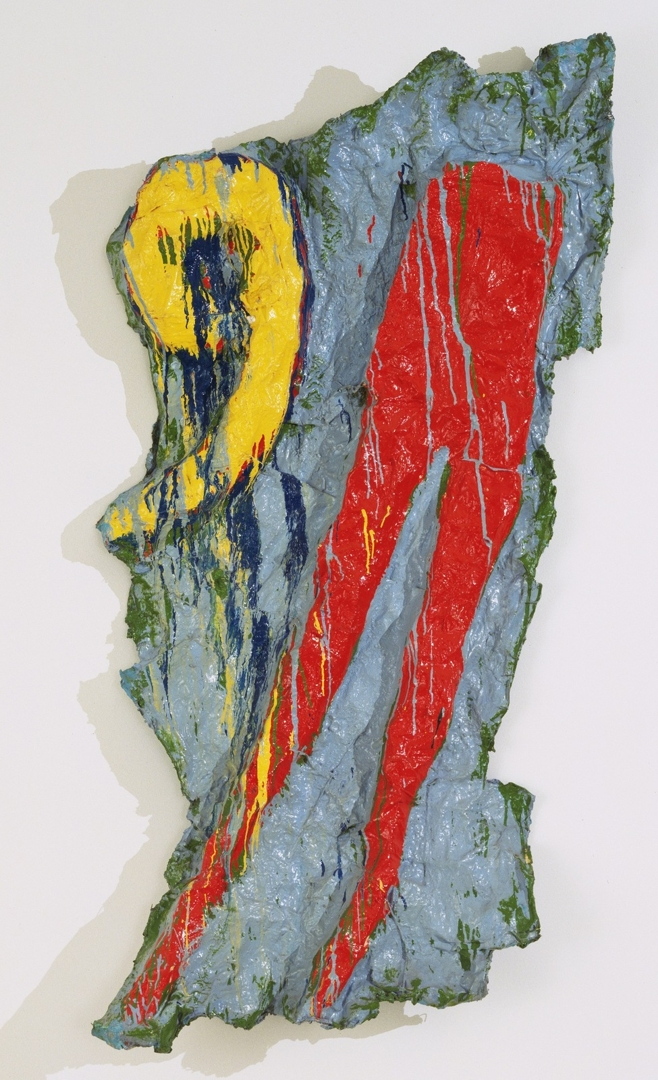 Red Tights with Fragment 9 1961 image