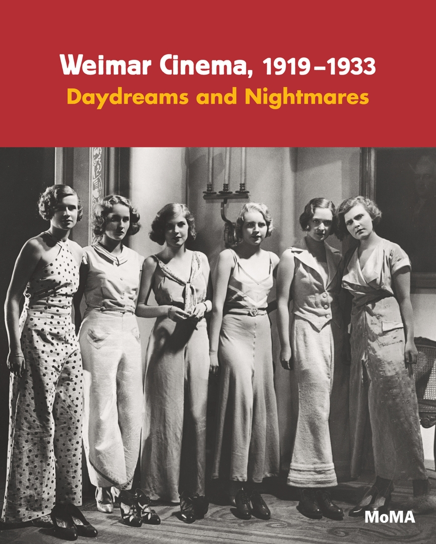 Cover of the publication Weimar Cinema, 1919–1933 image