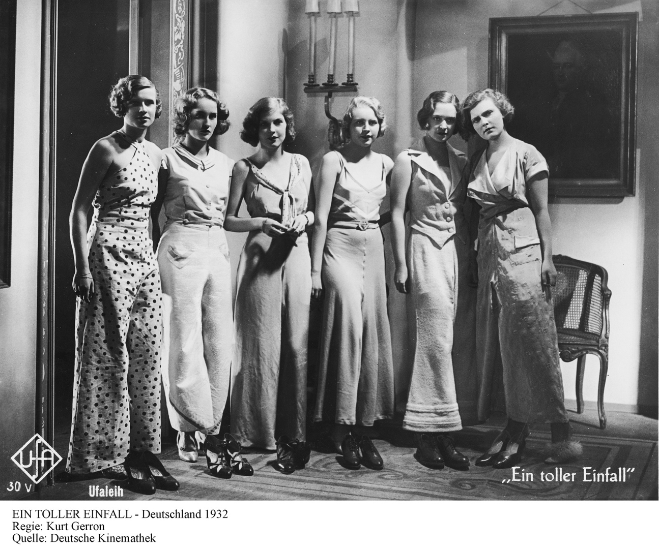 Ein toller Einfall (A Crazy Idea). 1932. image