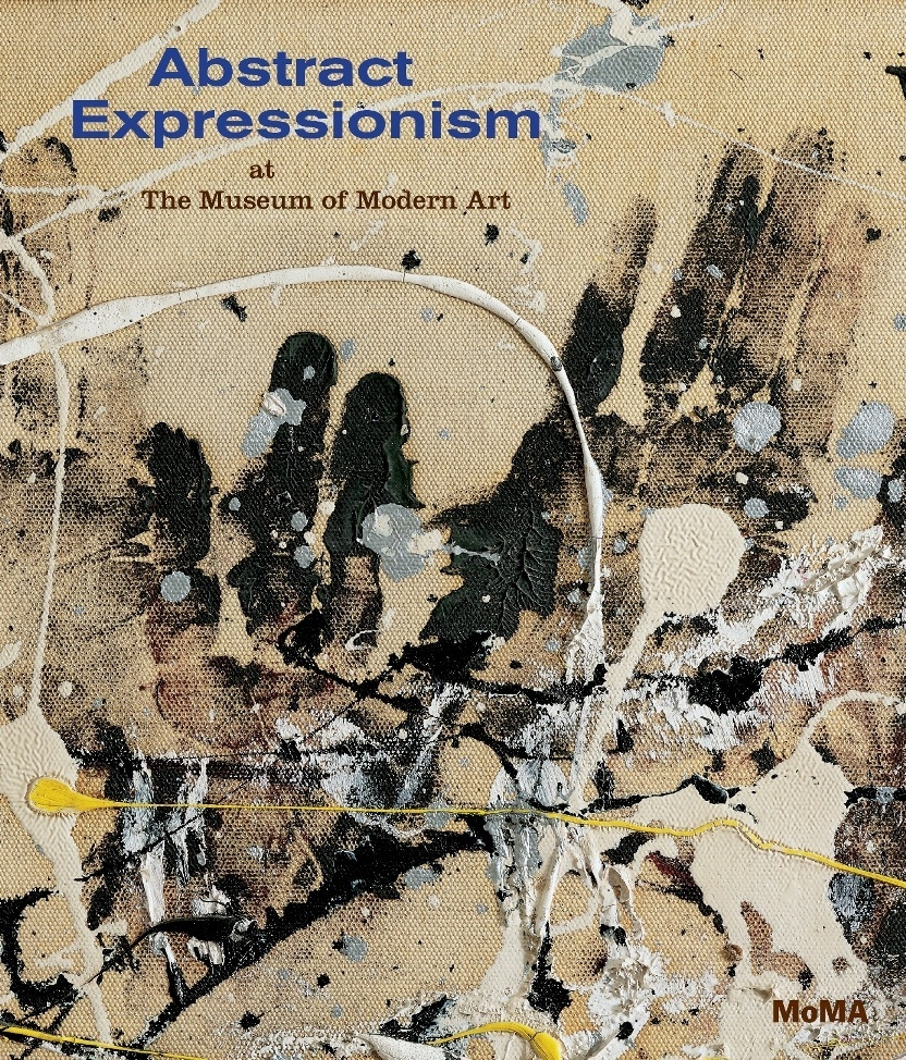 Cover of the publication Abstract Expressionism at the Museum of Modern Art image