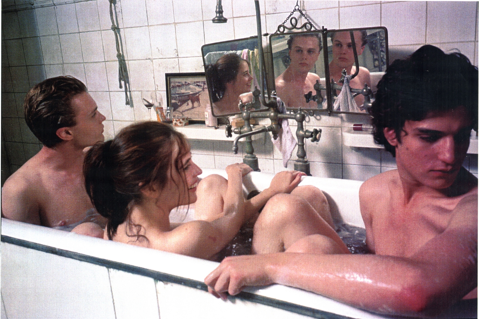 The Dreamers. 2003 image