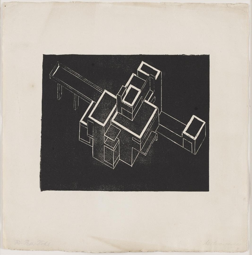 Konstruction, 1921 image