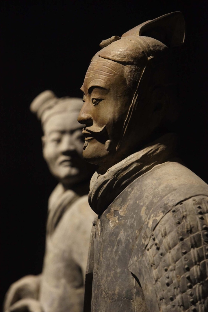 Terracotta Warriors, Qin dynastry (221-206 BCE) image