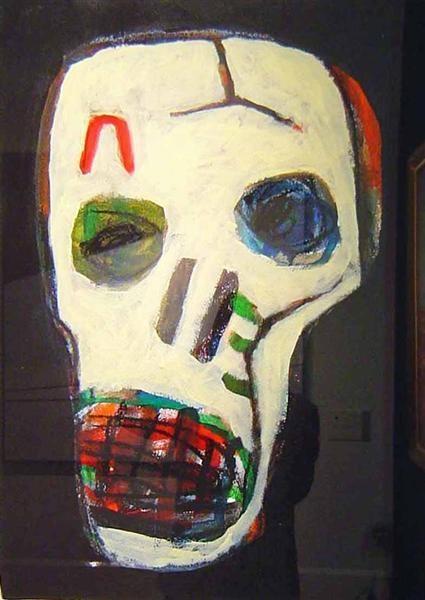 Skull II   image