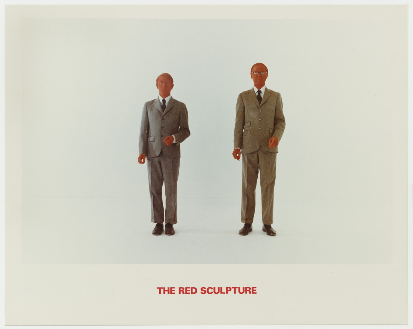 The Red Sculpture. 1975 image