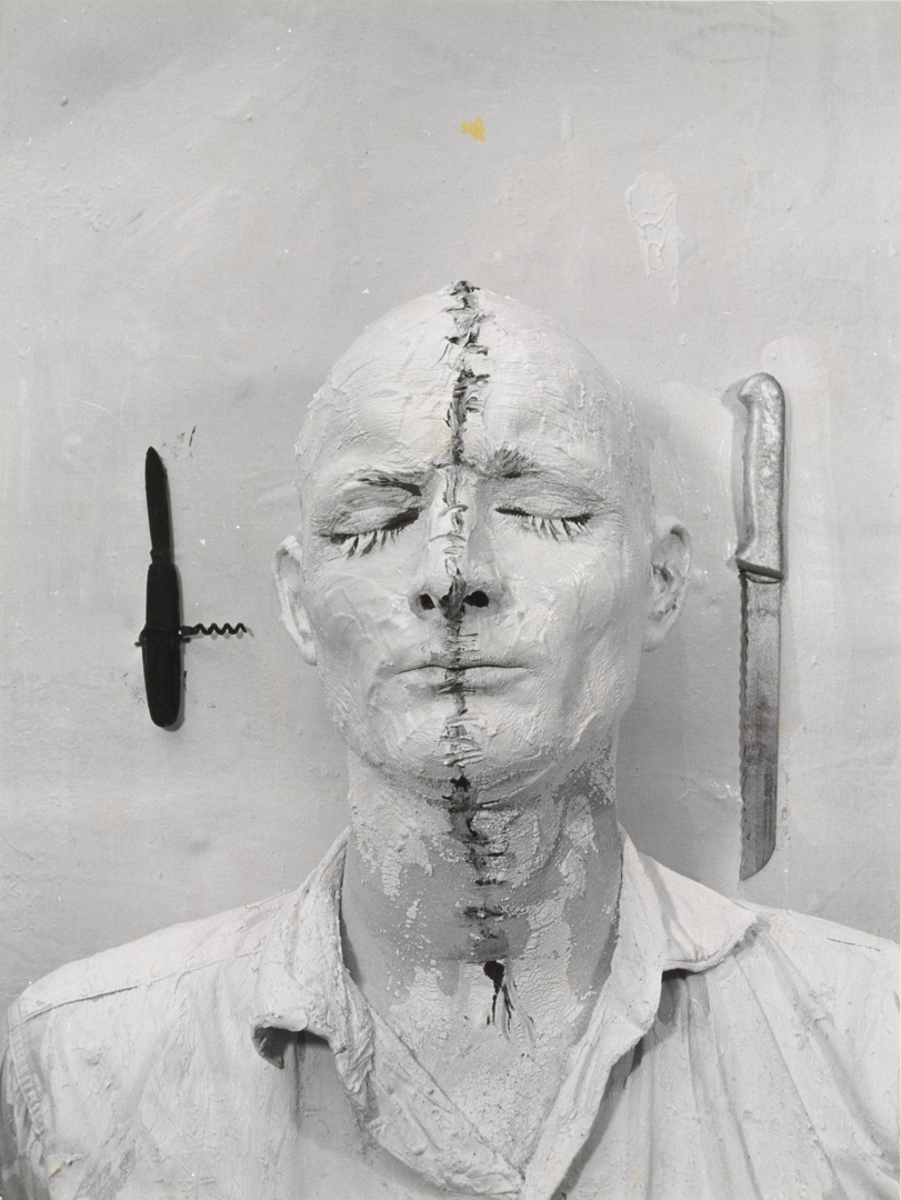 Self-Painting 1. 1964. image