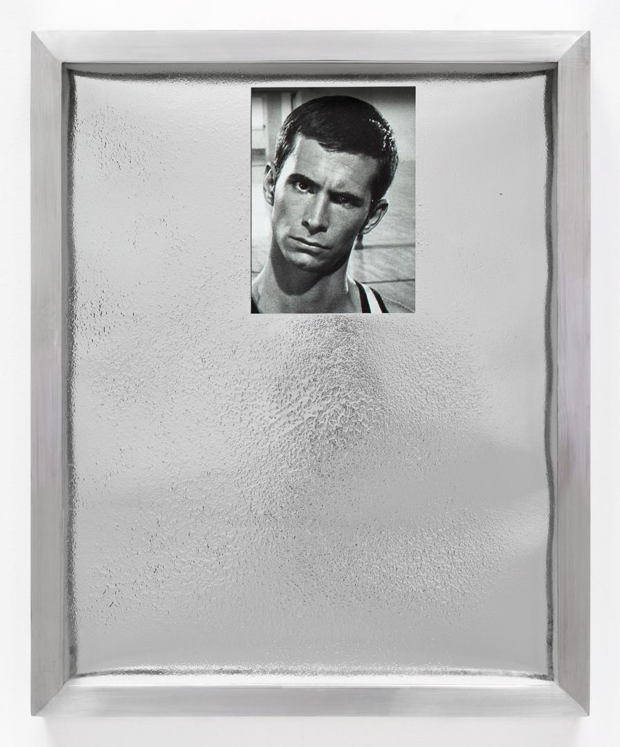 Portrait 1 (silver). 2009 image