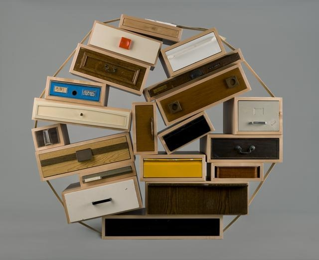 Chest of Drawers, Model #45,