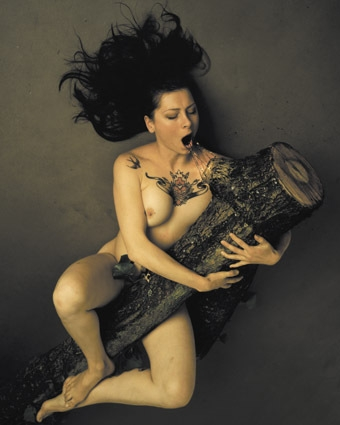Monika Tichacek photographed by Manuel Vason image