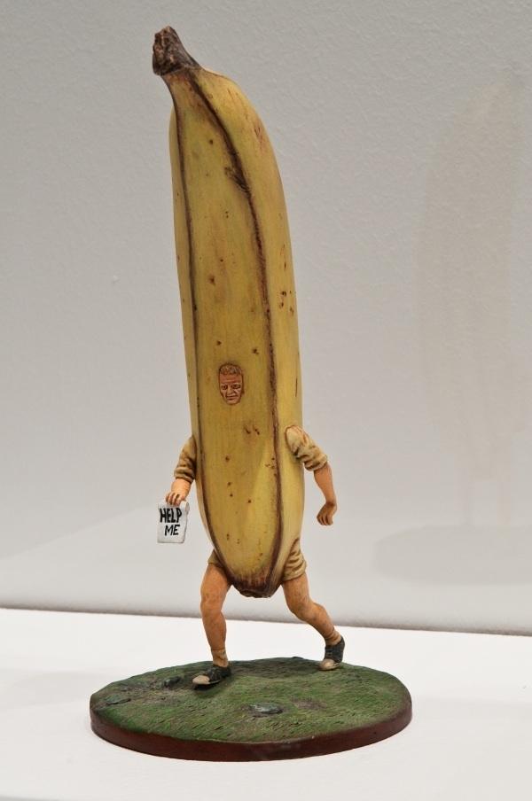 Bananaman. image