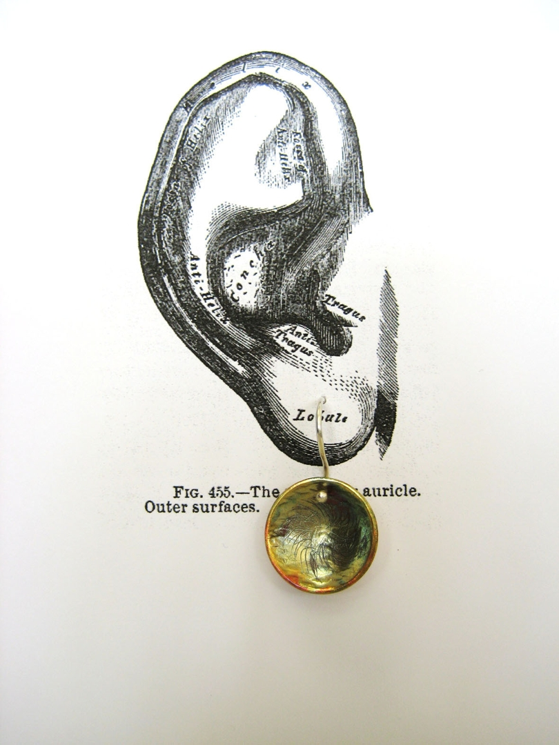 Earring + Gray's Anatomy, 2010 image