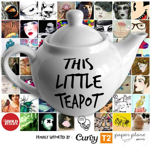 This Little Teapot image