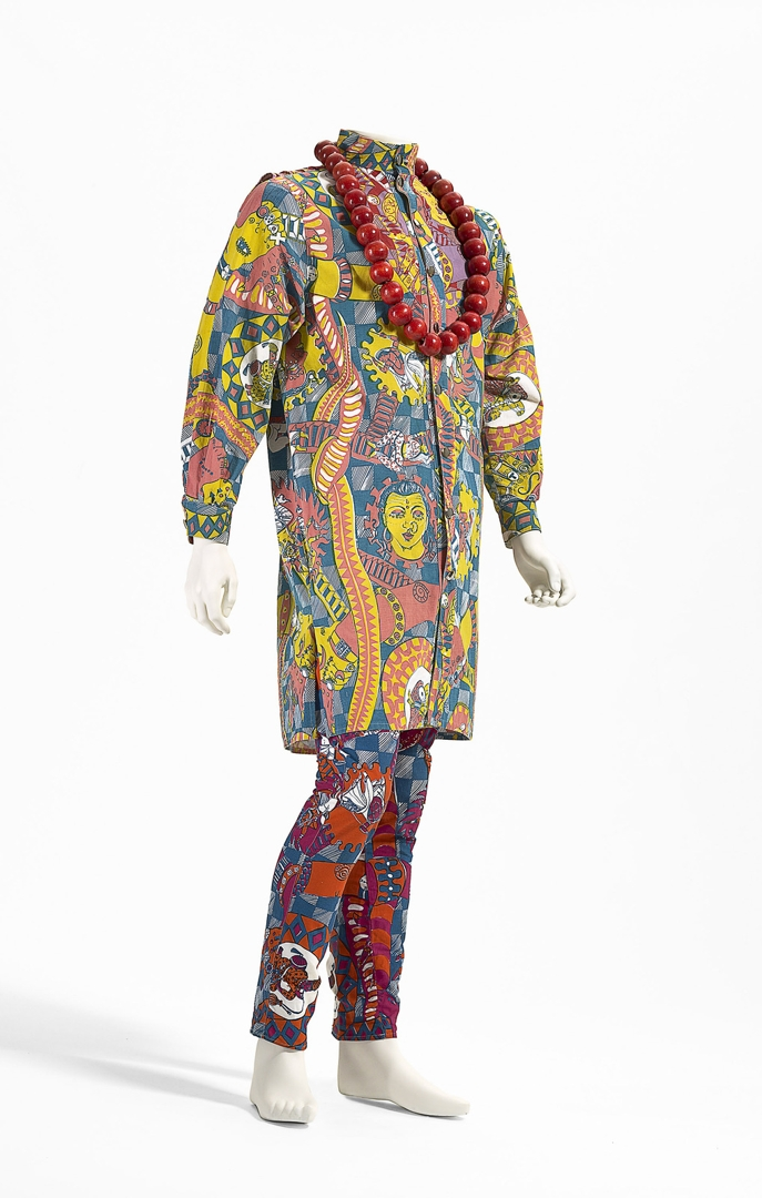 Indian snakes and ladders outfit 1985 image