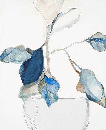 Blue Leaves image