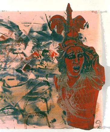 Azur, detail 2002 image