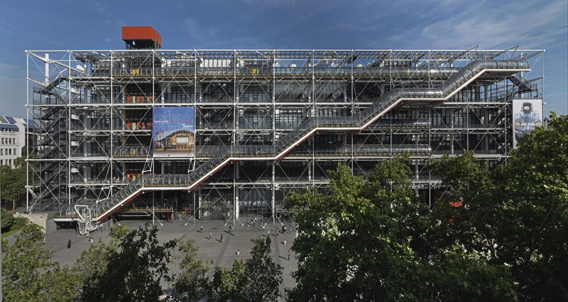 Centre Pompidou, Paris image