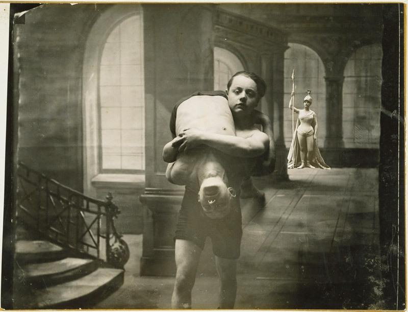 Sans titre [Onirique] (Untitled ['Hallucination']) 1935 image