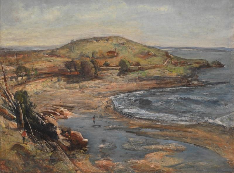 The coast near Kiama 1952-55 image